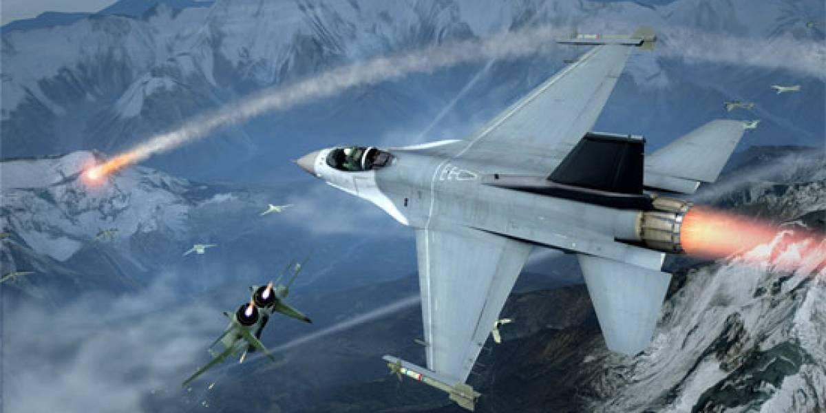 Demo de H.A.W.X. 2 aterriza en Xbox 360