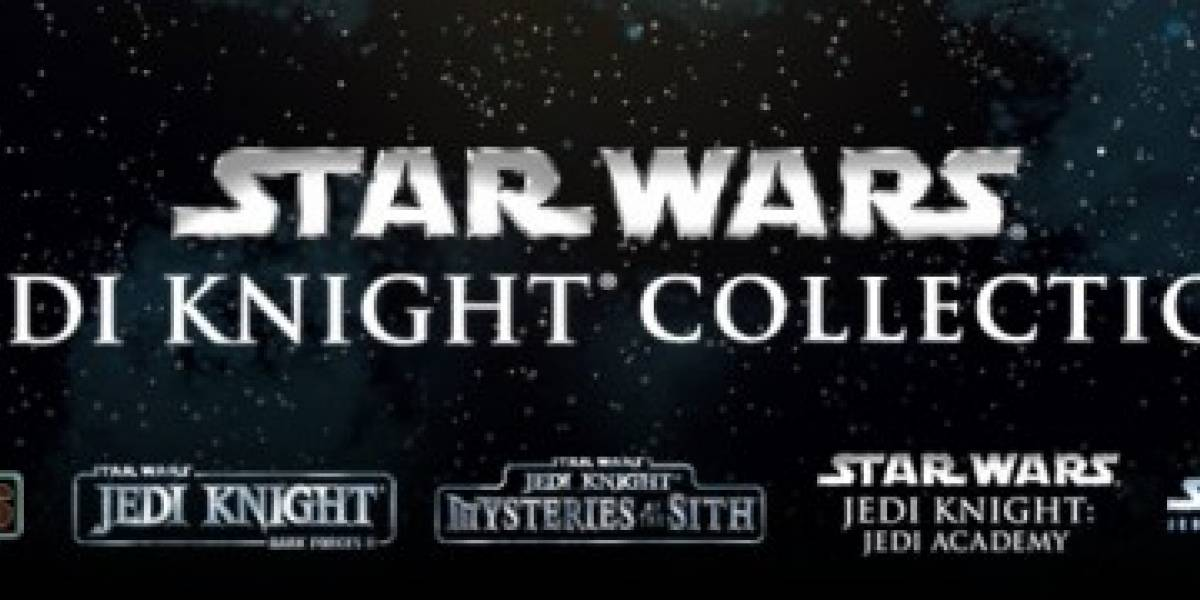 Jedi Knight Collection ahora en Steam
