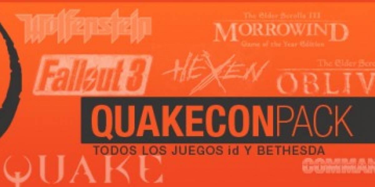 Steam celebra la QuakeCon con 27 juegos por USD$69.99 [QuakeCon 2010]