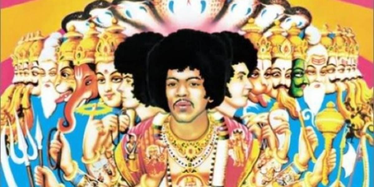 Rock Band recibirá DLC de Jimi Hendrix a partir de la próxima semana