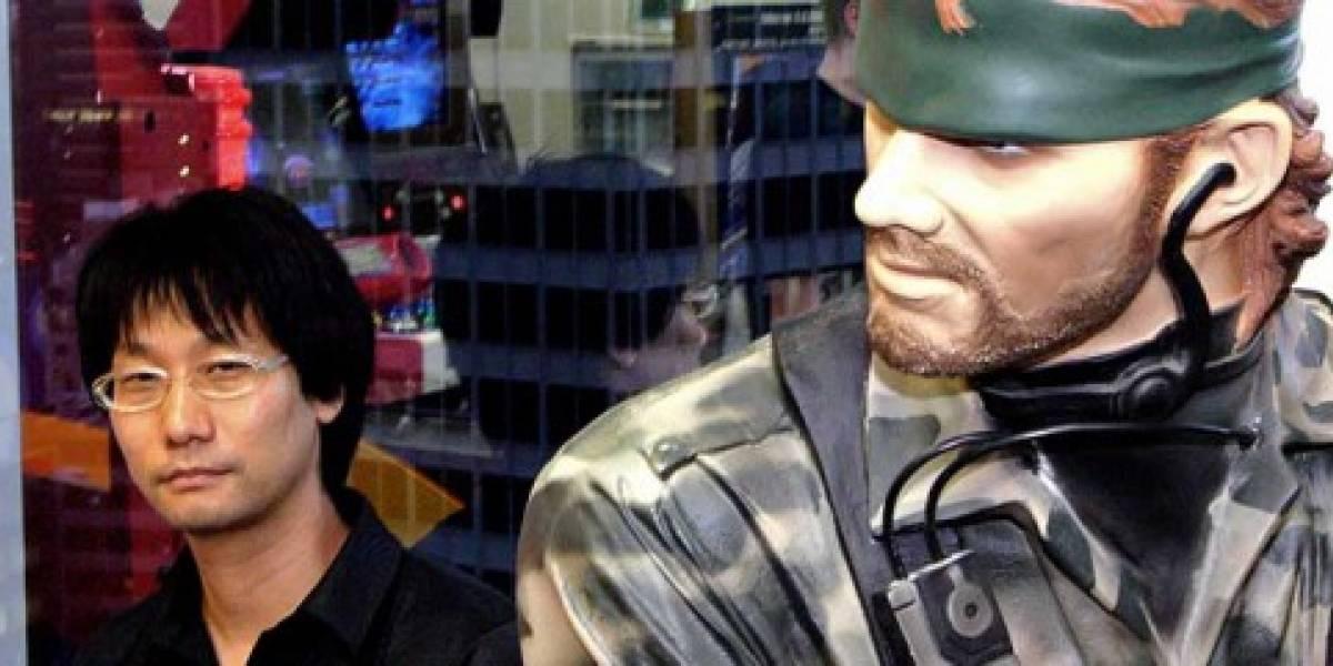 Futurología: Hideo Kojima prepara un nuevo Metal Gear Solid