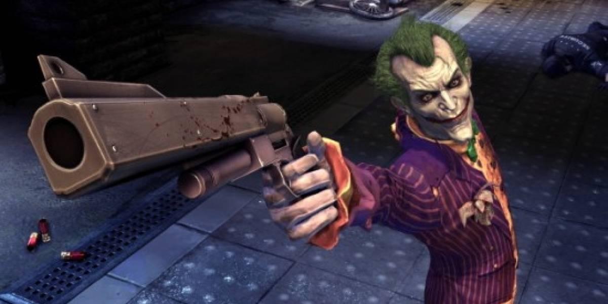 Batman: Arkham Asylum DLC ya disponible