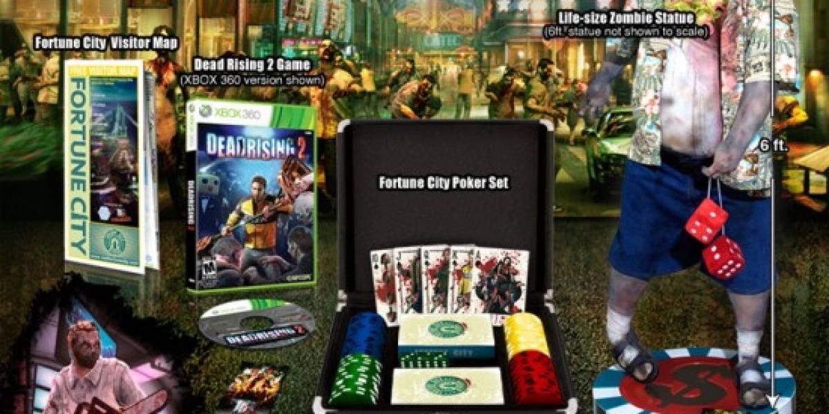 Capcom redefine las ediciones de colección con Dead Rising 2 High Stakes