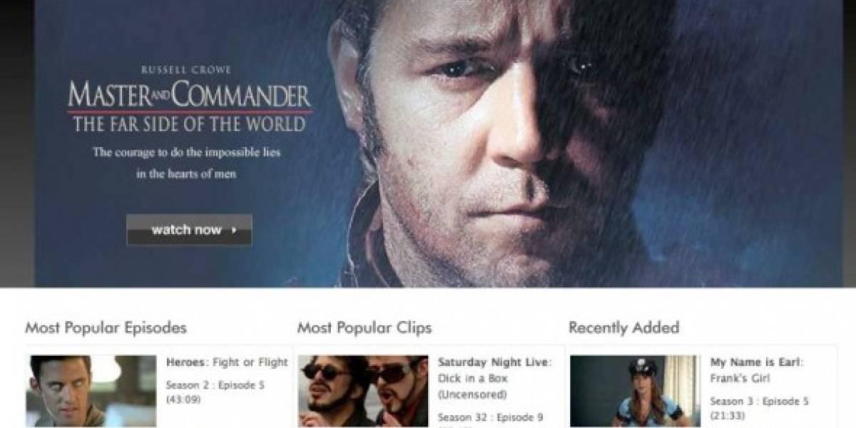 Debuta Hulu: NBC/Universal + Fox