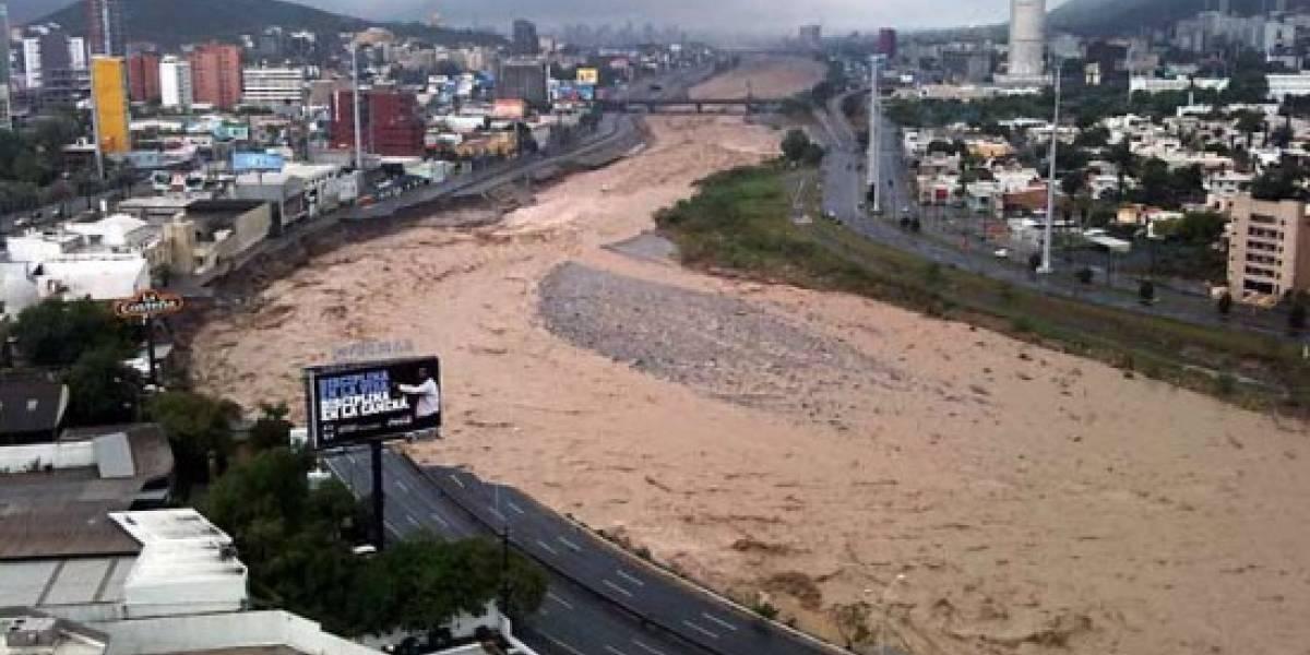 VideoJuego para ayudar a las víctimas del huracán Alex en Nuevo León, México