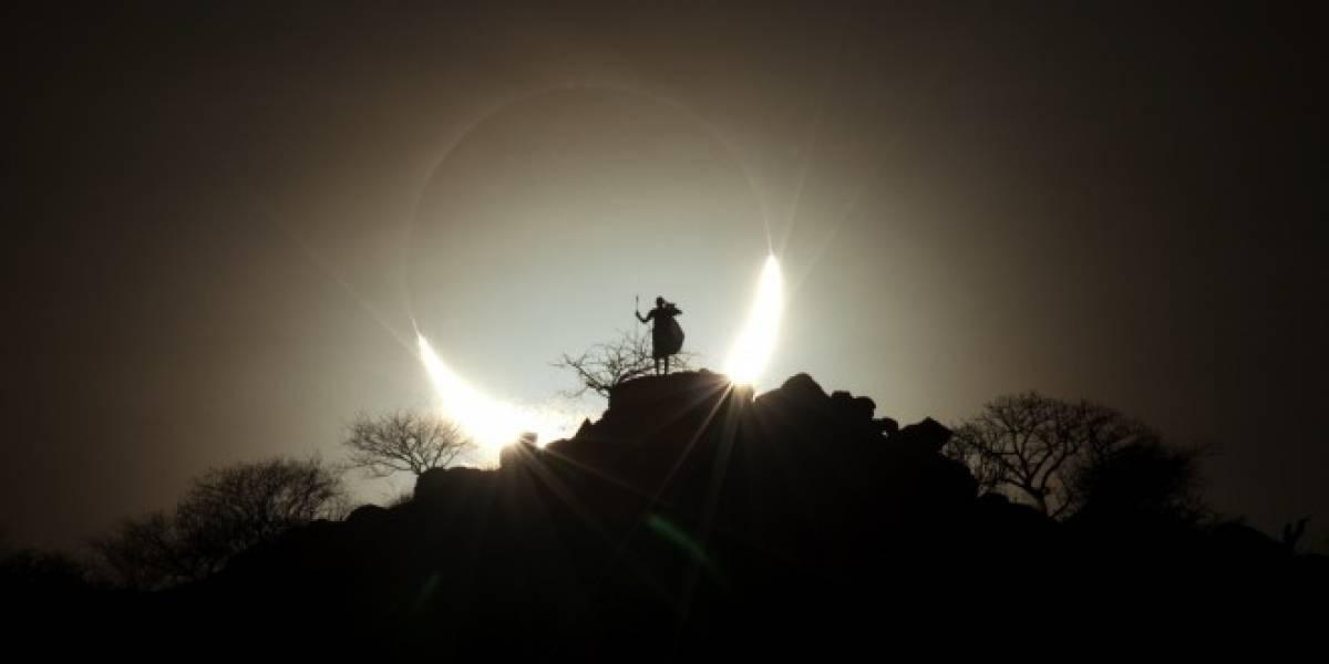 Éstas son las mejores fotos de astronomía del año