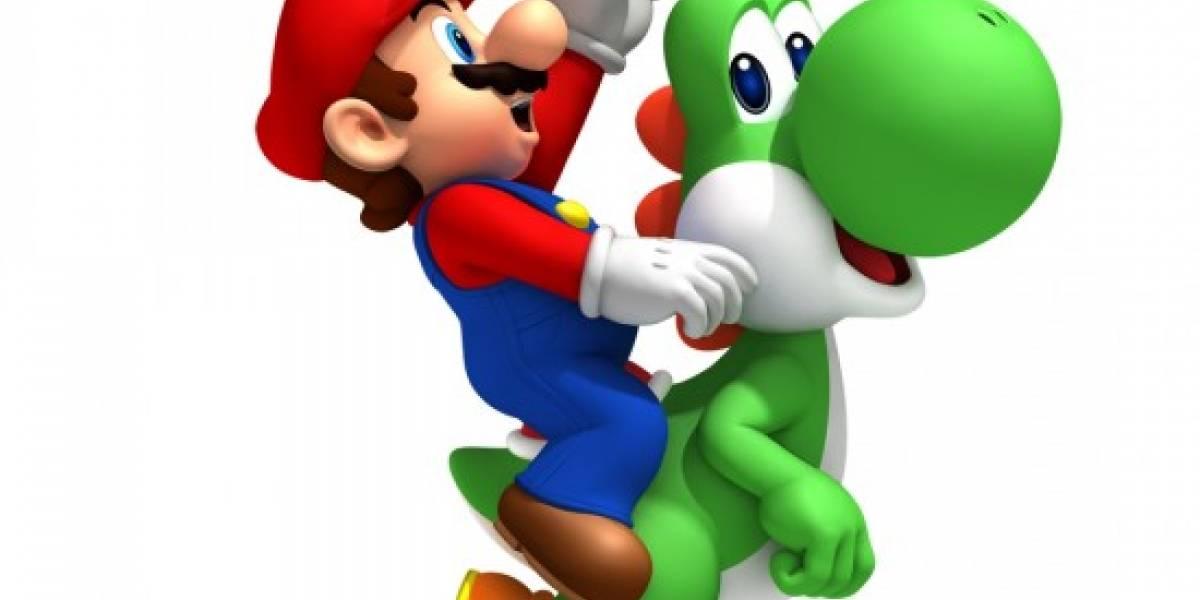México: Obsequiamos pases dobles para la presentación de New Super Mario Bros. Wii [Concurso]