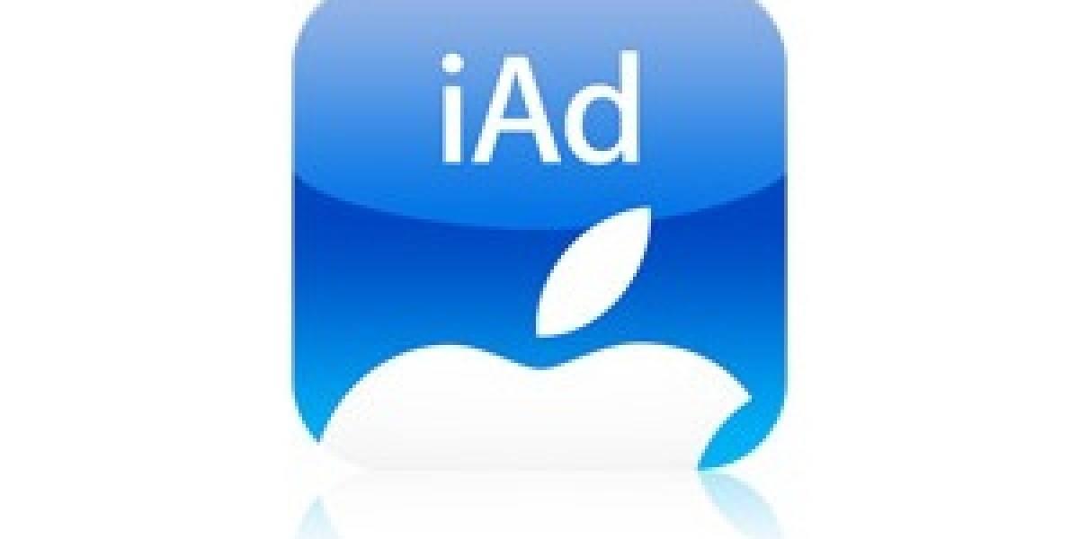 Excesivo control de Apple podría dañar a los iAds