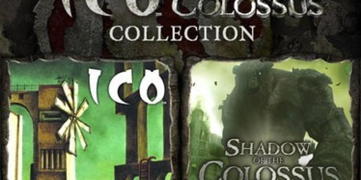 Confirman Ico y Shadow of the Colossus en HD para PS3