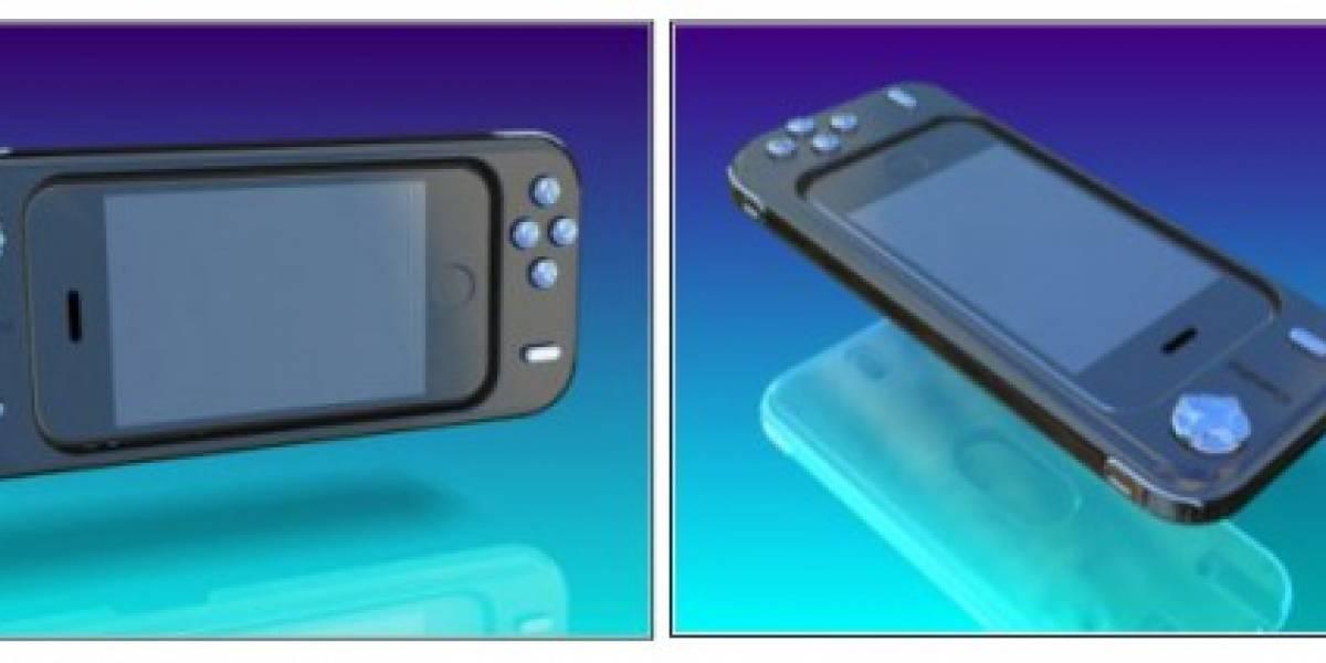Iphone: Accesorios para videojuegos vienen en camino