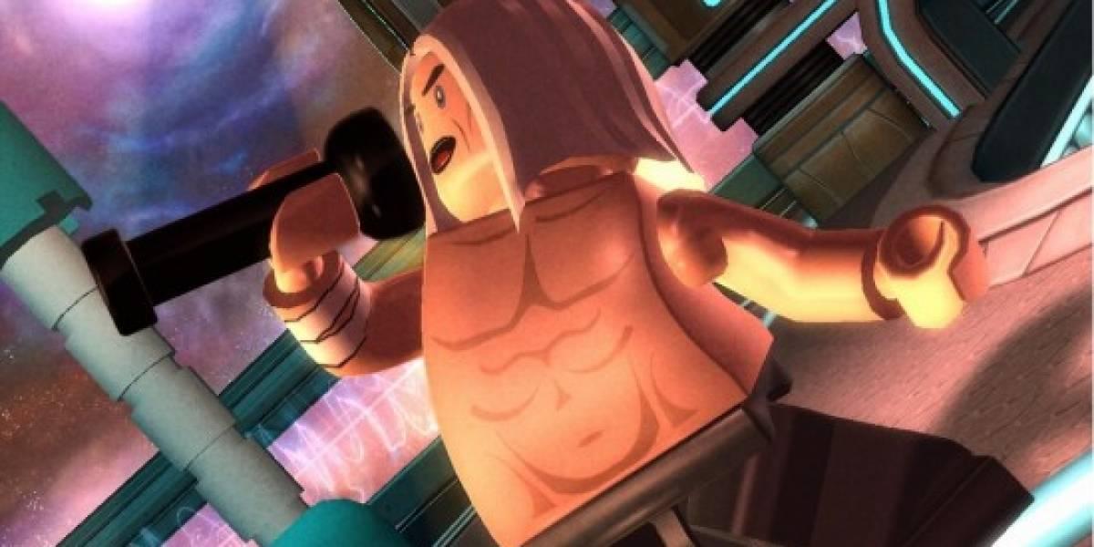 Iggy Pop en LEGO Rock Band