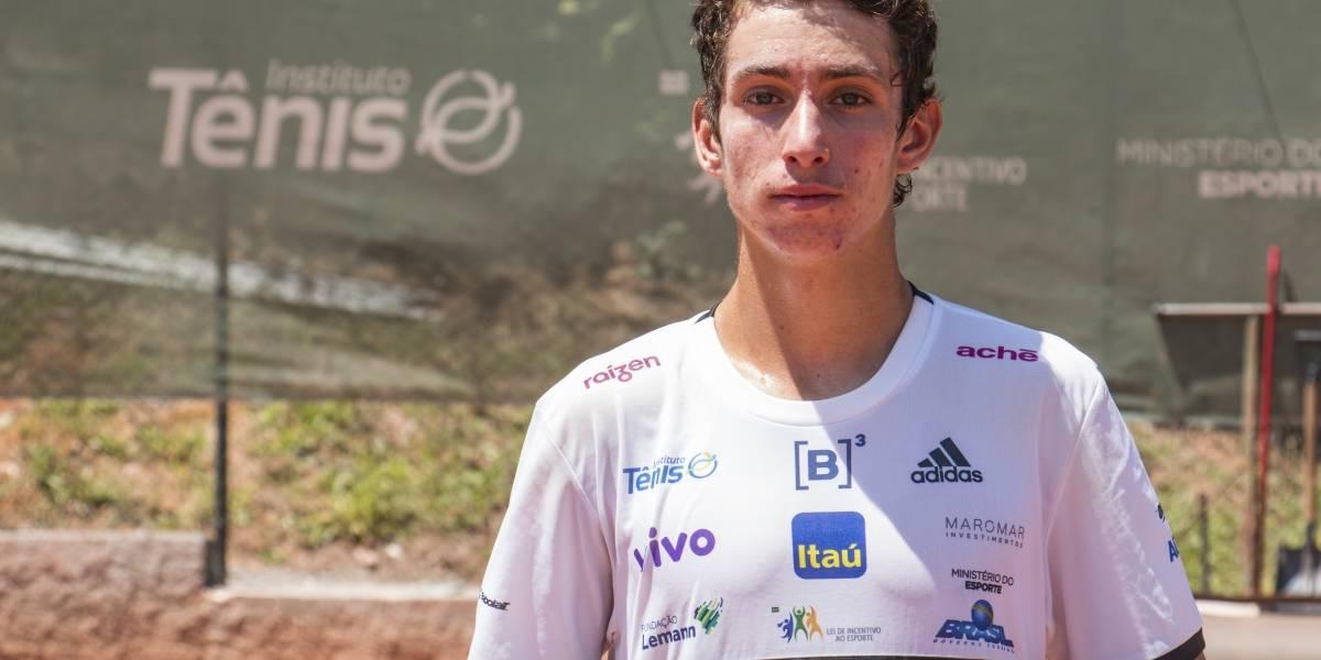 Conheça Igor Gimenez, a esperança brasileira no tênis