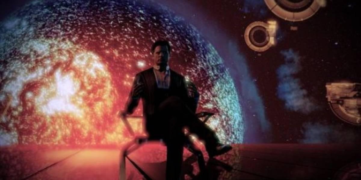 Mass Effect: Evolution cuenta el pasado del Illusive Man