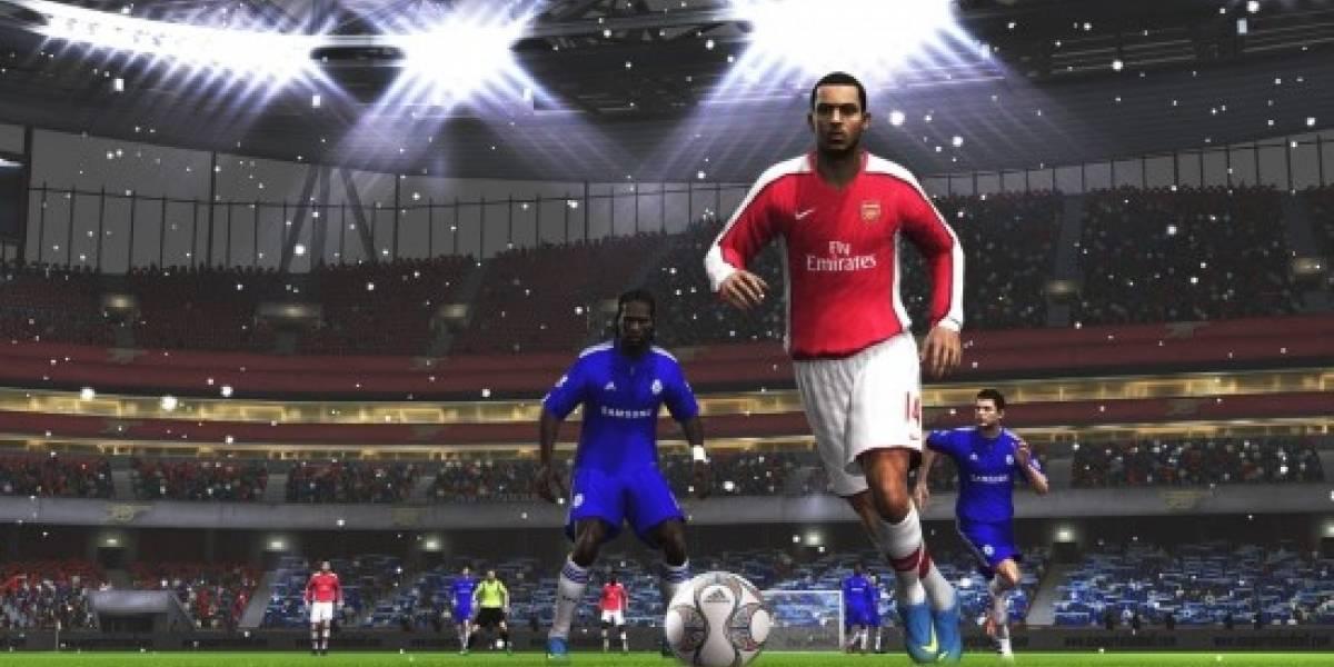 FIFA 10 viene con Live Season corregido y aumentado