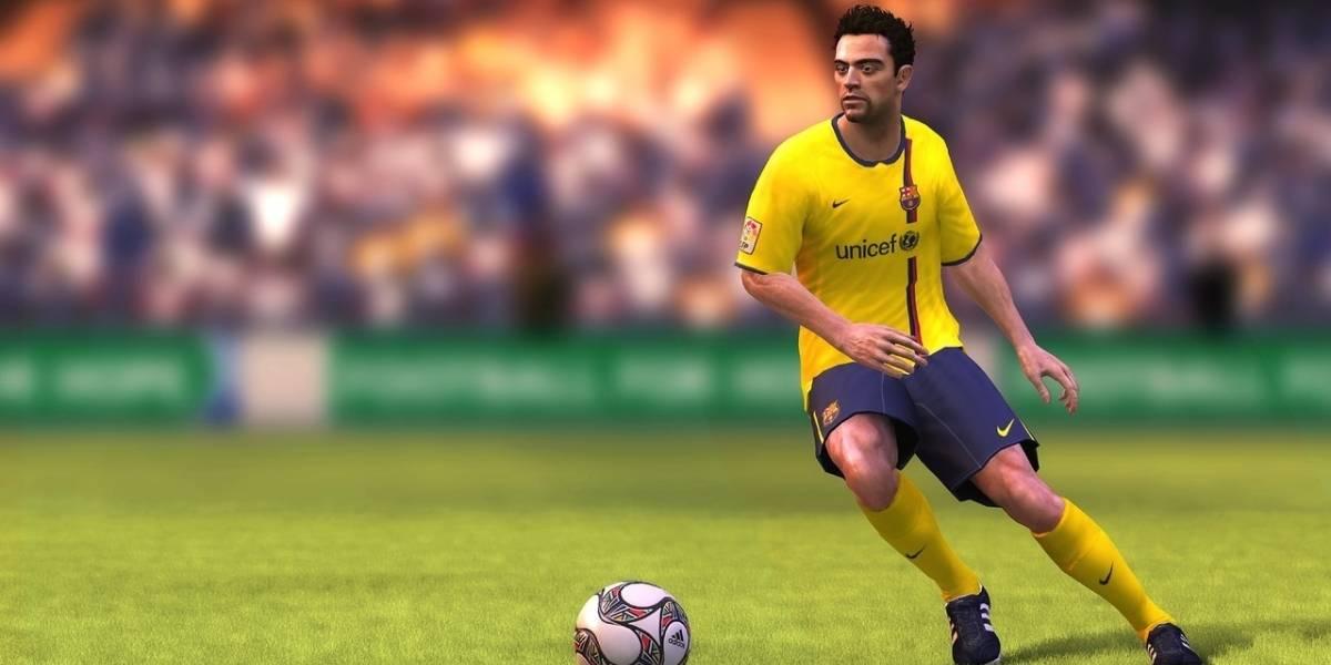 FIFA 10 ya tiene su primera actualización