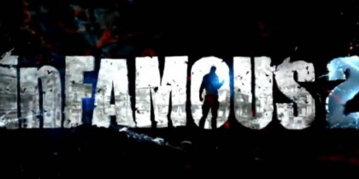 Nuevo trailer de inFamous 2 [gamescom 2010]