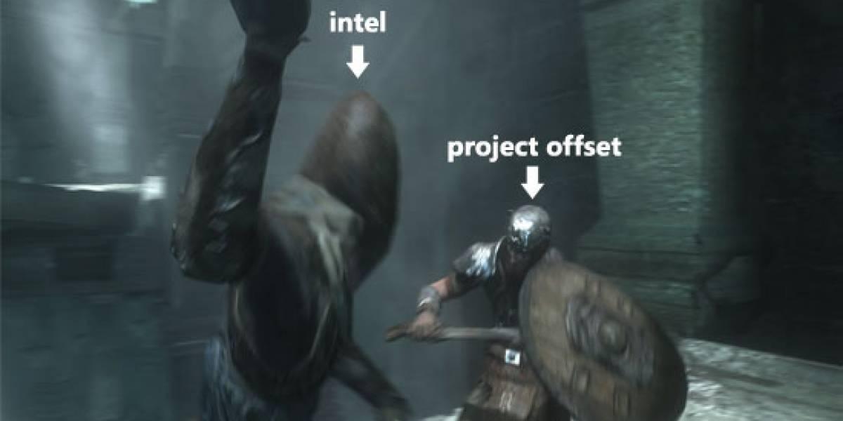 Intel mata Project Offset, desarrolladores crean nuevo estudio