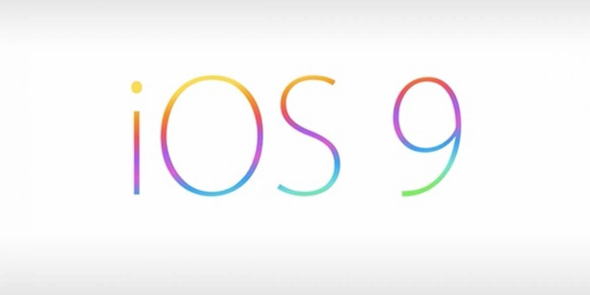 iOS 9 requerirá de dispositivos Apple de 64 bits