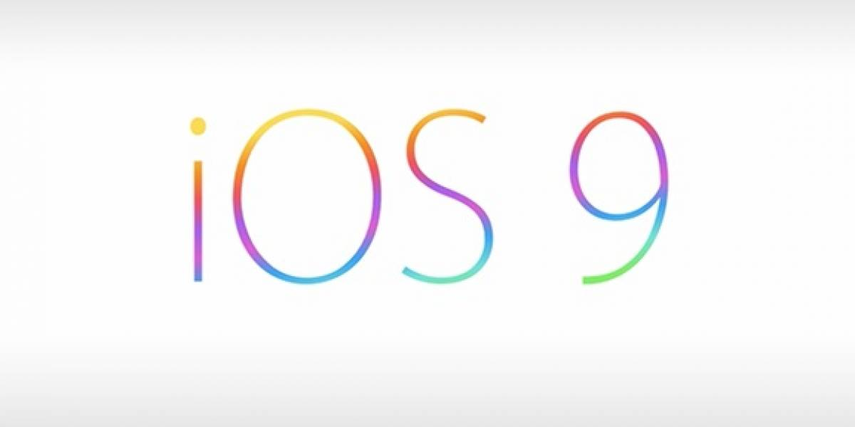 Apple iOS 9 se enfocara en la estabilidad, compatibilidad y rendimiento