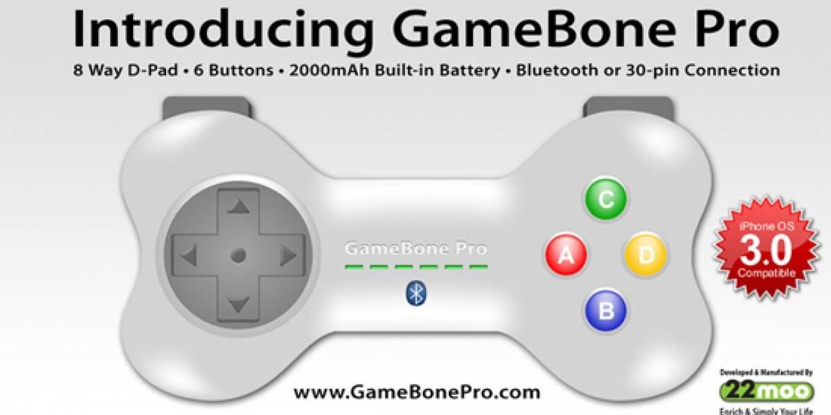 Un hueso para controlar los juegos de tu iPhone