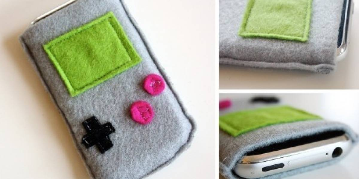 Disfraza tu iPod como un Game Boy