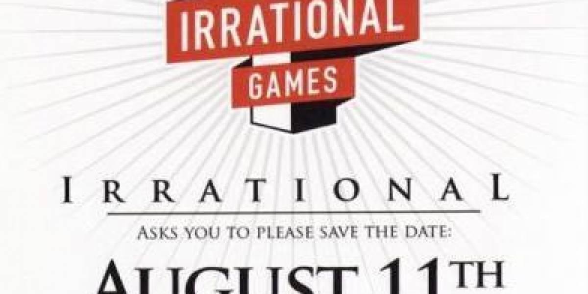Irrational Games realizará un evento en agosto próximo