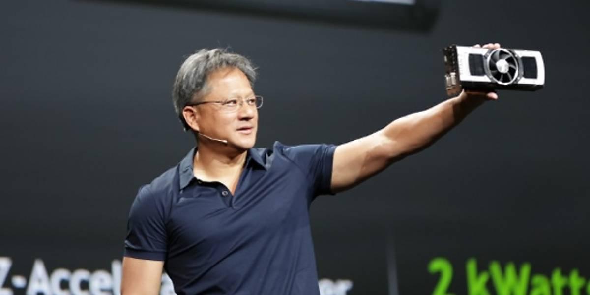 CEO de NVIDIA habla sobre GeForce GTX 970
