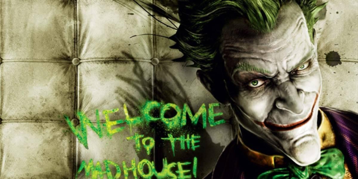 Demo de Batman: Arkham Asylum el próximo 7 de Agosto