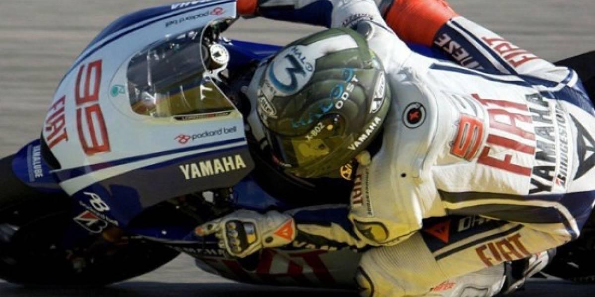 Subastan casco de Halo 3: ODST que se usó en el campeonato de MotoGP