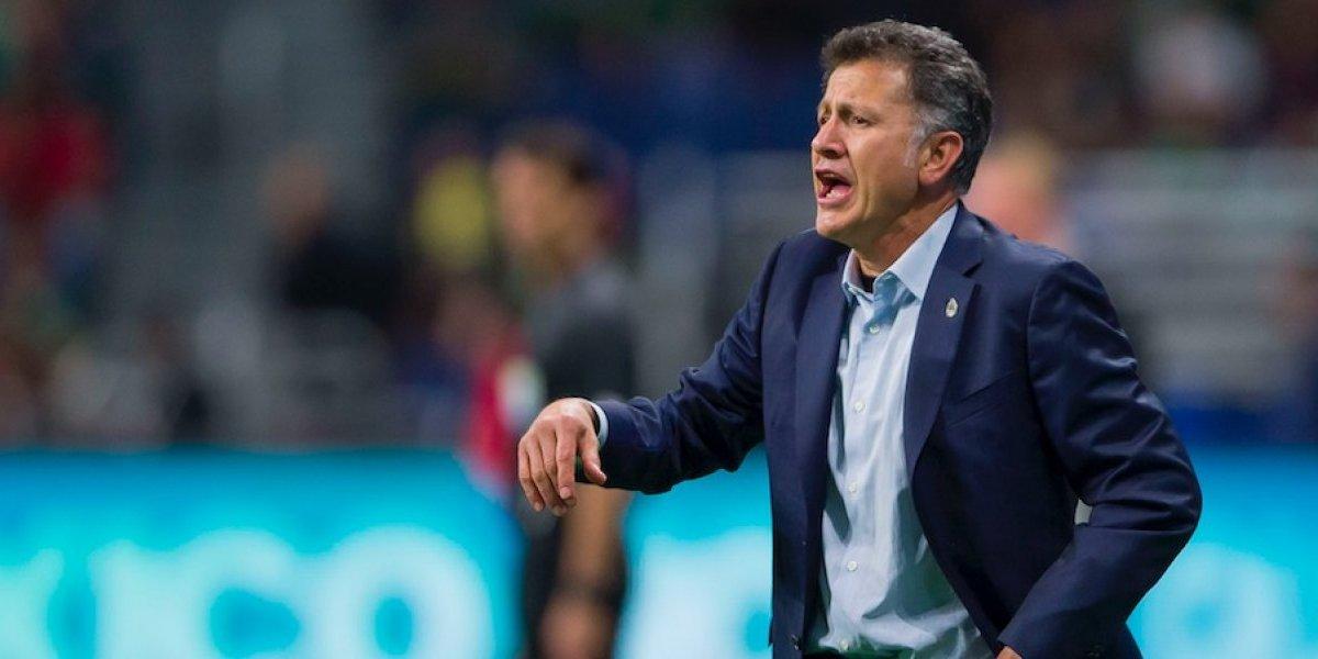 Osorio, satisfecho por el triunfo de México ante Bosnia