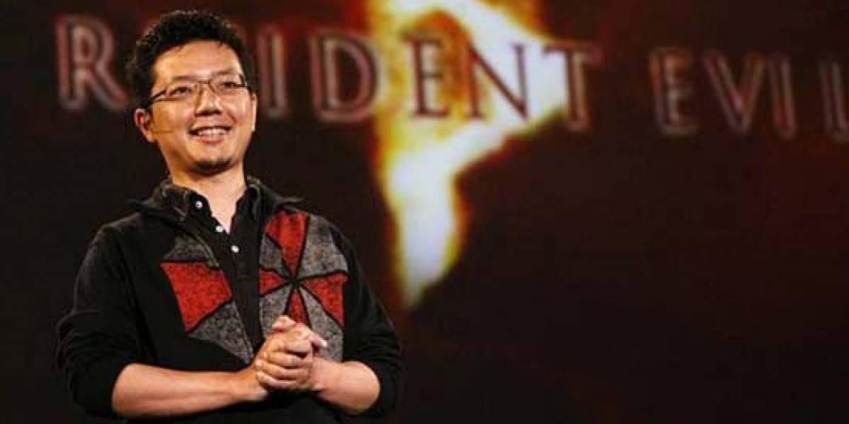 Jun Takeuchi no planea regresar para Resident Evil 6