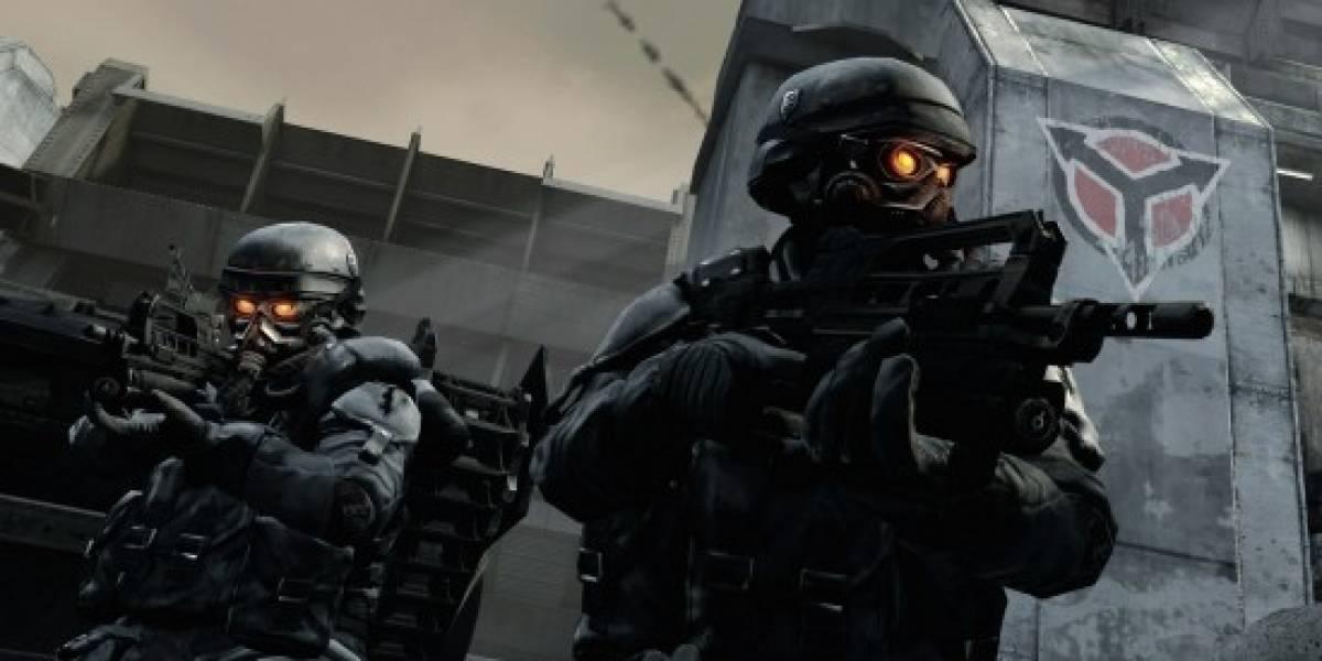 Futurología: Killzone 3 llegará en 2010