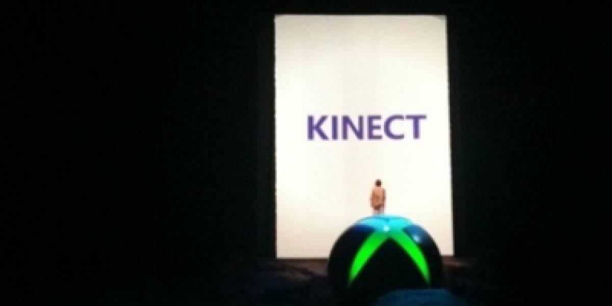 Cambio en Microsoft: Sale Natal, entra Kinect [E3 2010] [Actualizado]