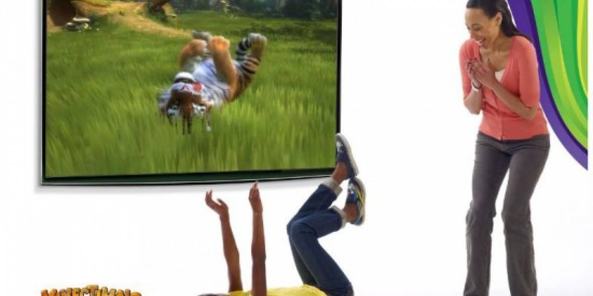 Rare y Molyneux querían un mando para Kinect