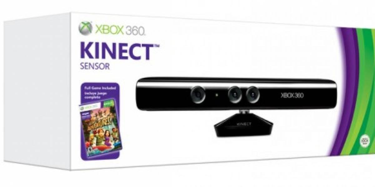 Nuevos juegos para Kinect en el TGS