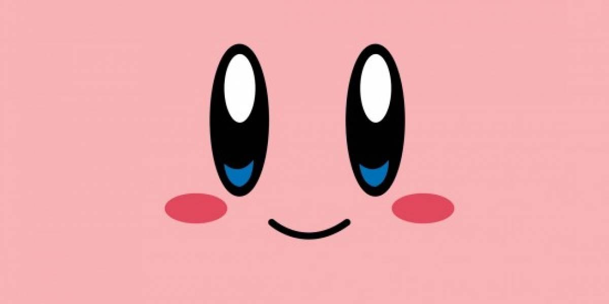 Kirby llegará a Wii