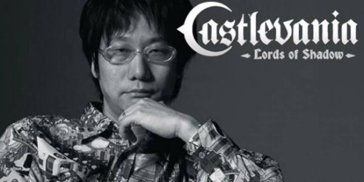 CastleVania no sería lo que es sin Kojima