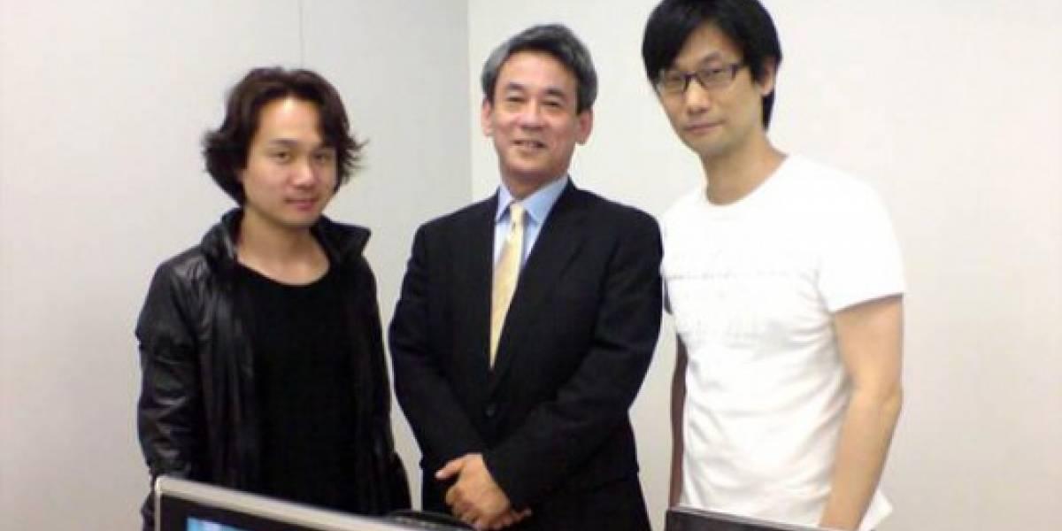 Futurología: Kojima y Square Enix trabajarán juntos