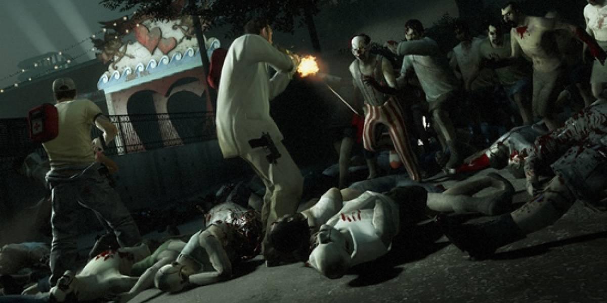 El nuevo nivel de Left 4 Dead 2 se mostrará en el evento PAX 09