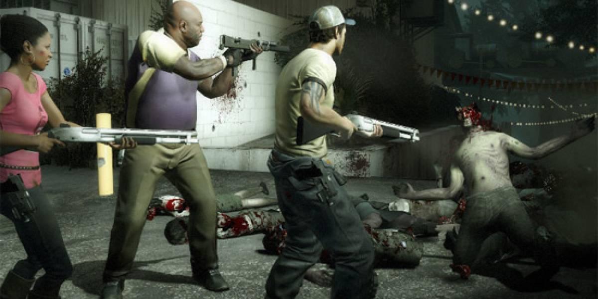 Left 4 Dead 2 es prohibido en Australia