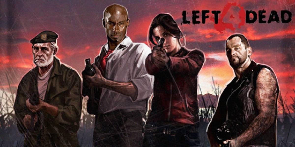Valve lanza actualización para Left 4 Dead y anuncia demo de L4D2