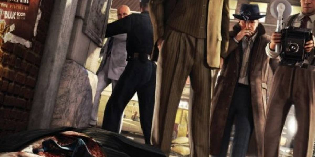 L.A. Noire no es exclusivo de PS3, según Game Informer