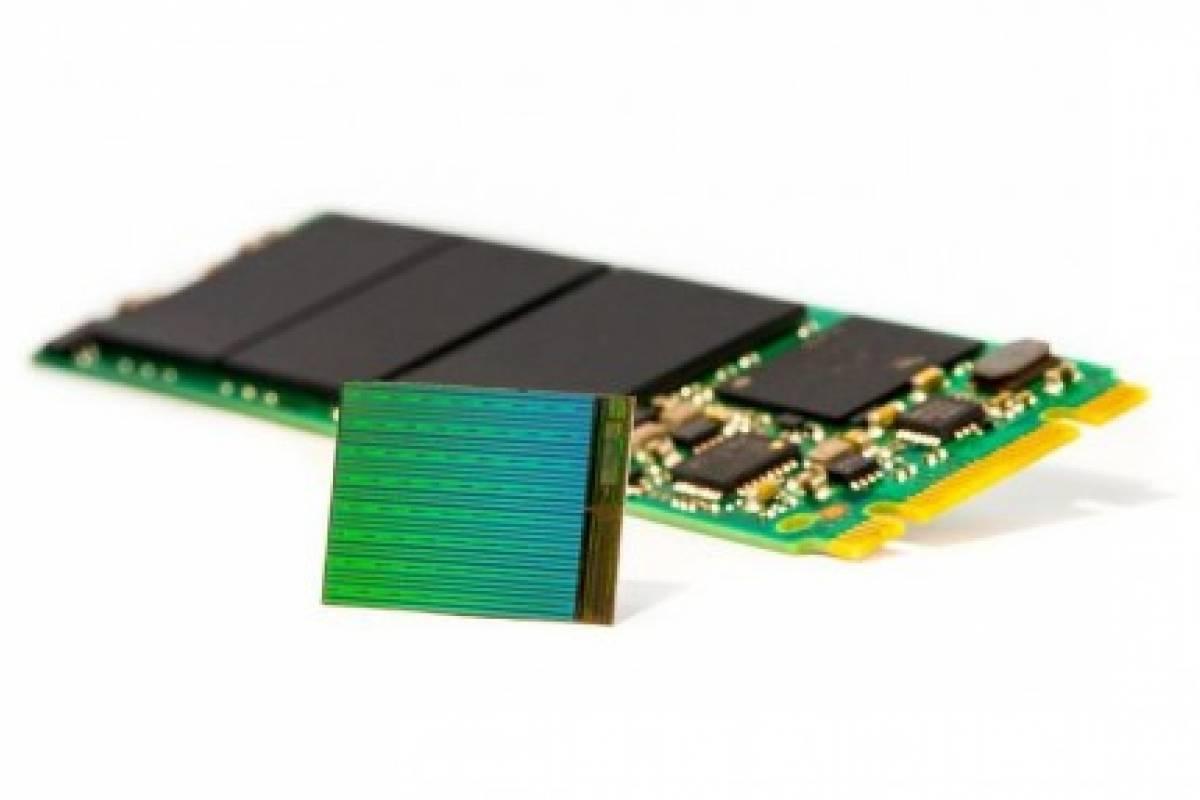 La tecnología 3D NAND de Intel aplastará a las memorias actuales