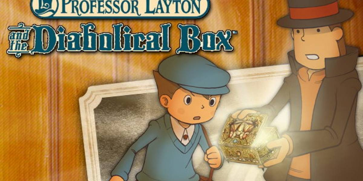 Professor Layton and the Diabolical Box [NB Labs]