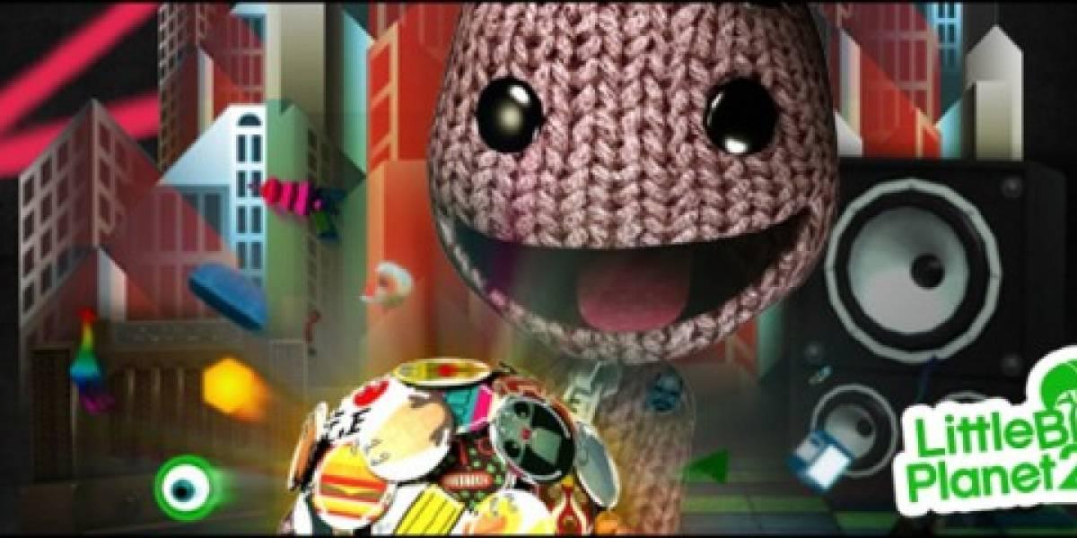 Nuevo trailer de LittleBigPlanet 2 [gamescom 2010]