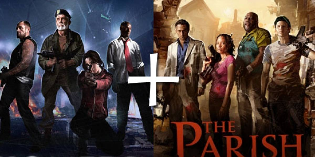Primer DLC de Left 4 Dead 2 es algo así como de Left 4 Dead 1