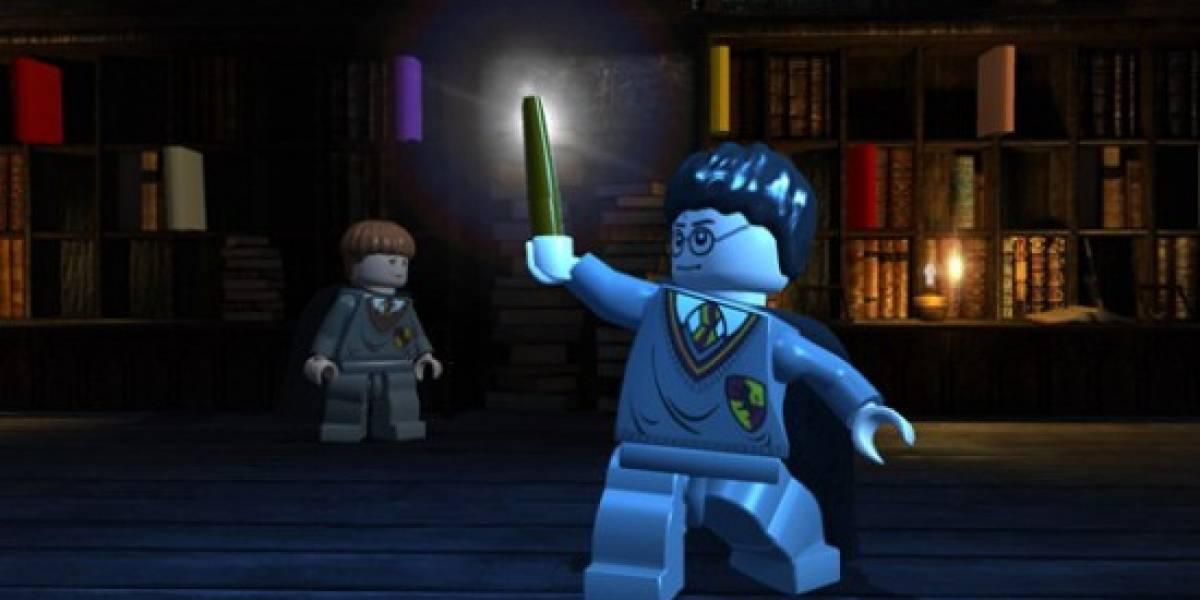 Juegos Lego hacen magia y logran heroica marca en ventas