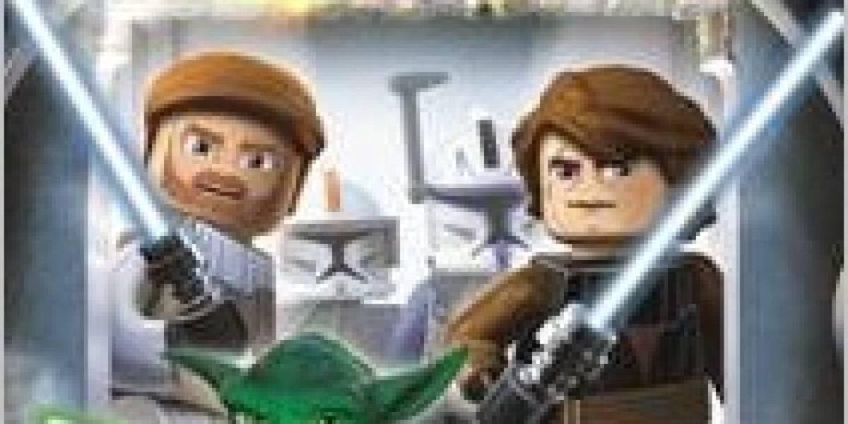 LucasArts presenta LEGO Star Wars III: The Clone Wars