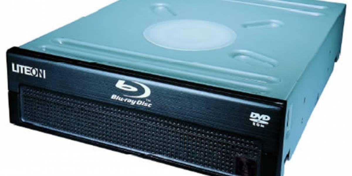 Lite-ON le da nueva fuerza a Blu-Ray