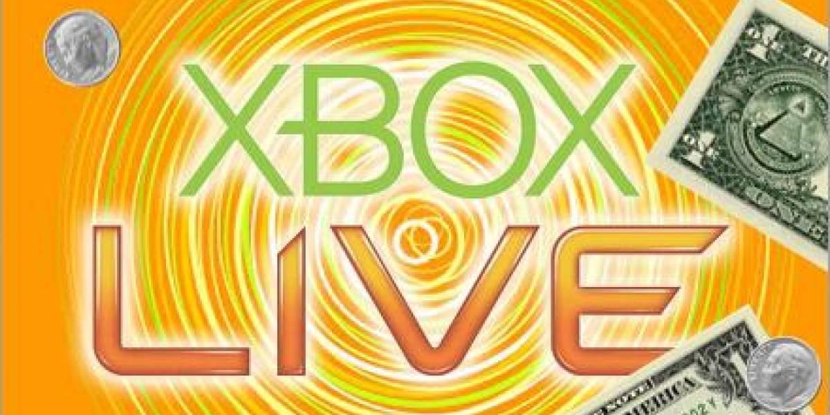 Xbox Live Arcade movió mucho dinero el año pasado